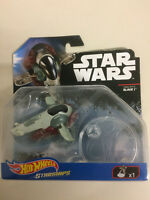HOT WHEELS STAR WARS STARSHIPS DIE CAST VEHICLE various available NEW