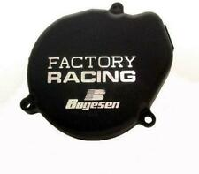 BOYESEN M/C IGN COVER CR80/85 85-05 Fits: Honda CR80RB SC-00B Silver/Black