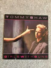 "Tommy Shaw Girls with Guns Rock Heavy Metal 12"" vinyl LP 1988"