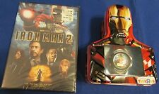 RARE - Exclusive Toys R US Ironman 2 - DVD & Watch in Tin NRFB