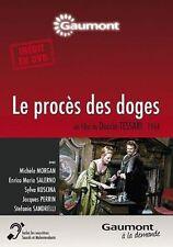 """DVD """"Le Procès des doges""""  Michèle Morgan   NEUF SOUS BLISTER"""