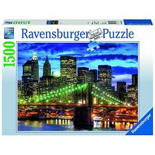 Ravensburger 16272 Skyline New York City Jigsaw Puzzle (1500 Piece) NEW