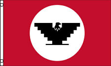 United Farm Workers Flag 3x5 ft UFW Union Black Eagle Logo Protest Labor Fields