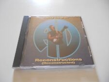 "Kerry Livgren AD ""Reconstruction"" Rare AOR cd Numa vox Records Kansas"