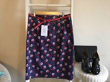 Laura Ashley Archive Size 12 Bnwt Skirt Retro Vintage Colourful Christmas