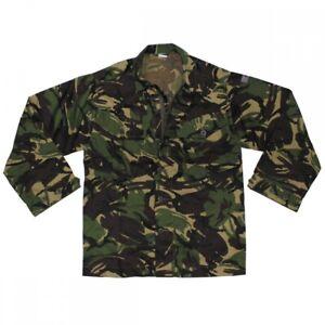 Original Brit. Feldjacke Combat Lightweight DPM tarn Britische Armee GB Jacke