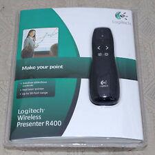 OEM Logitech R400 Wireless Presenter Präsentations-Fernsteuerung Laserpointer