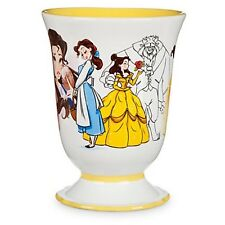 NEW DISNEY STORE ART OF BELLE BEAUTY AND THE BEAST CERAMIC MUG COFFEE TEA CUP