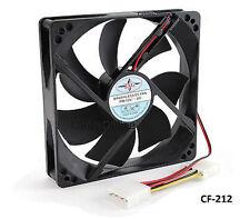 120mm x 120mm x 25mm 4-Pin CPU Sleeve Bearing Case Cooling Fan, CF-212