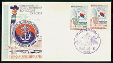 Mayfairstamps Korea 1962 Boy Scouts Smile Cachet First Day Cover wwi15875