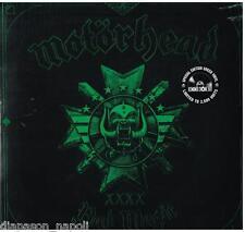 Motorhead: Bad Magic - LP Green Vinyl RSD 2016 Limited 2.500 Copy