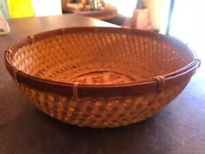 Bamboo sieve - around 25cm diamter