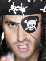 Caribbean Pirate Man Island Fantasy Storybook Adult Mens Fancy Dress Costume