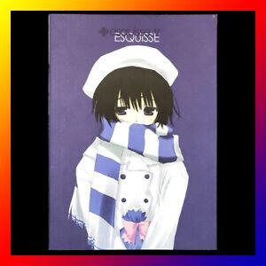 MISATO MITSUMI Anime Girls ART BOOK Color DOUJINSHI Takeshi Nakamura CUT A DASH!