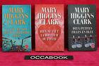 Mary Higgins Clark - Lot de 3 livres