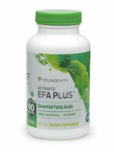 EFA Plus by Youngevity Dr. Wallach's Essential Fatty Acid IFOS 90 softgels