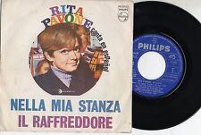 RITA PAVONE canta in SPAGNOLO disco 45 giri MADE in SPAIN Nella mia stanza