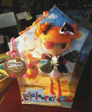 """NEW MGA Lalaloopsy Peggy Seven Seas Full Size Large Doll w/Pet Parrot 12"""""""