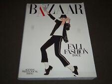 2009 SEPTEMBER HARPER'S BAZAAR MAGAZINE - AGYNESS COVER - FASHION - K 702