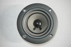 """Pioneer 4"""" 8 Ohm P66AP45-81F Tweeter Speaker Driver TAIWAN"""