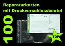 100x Liegehalter Preisschildhalter transparent 45x35mm