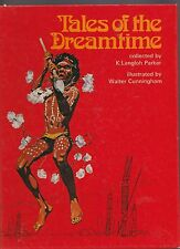 Aboriginal Tales Of The Dreamtime H/C Collected By K Langloh Parker Illust