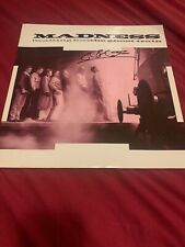 Madness Waiting For The Ghost Train Hand Signed Vinyl Suggs