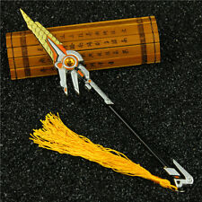 1/6 TOY MOBA King of Glory METAL Spear dark dream chinese sword 7inch 18cm 韩信