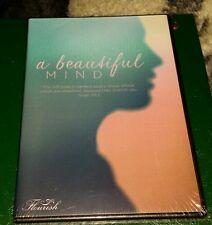 Flourish A Beautiful Mind (DVD) Milestone Church 3- disc set (New) Brandy Little