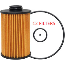 (Case Of 12) Pf40052 Baldwin Fuel Filter Fs20128 Isuzu with 4Hk1 (5.2L) Engines