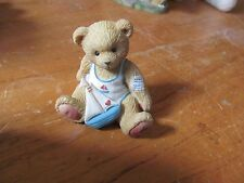 Cherished Teddies Enesco Arthur August 914827