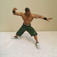 JOHN CENA WWE Wrestling Unmatched Fury 2 2006 JAKKS Pacific Action Figure Toy