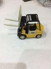 Conrad 1:25 , Yale Forklift Toy Model , Made In West Germany