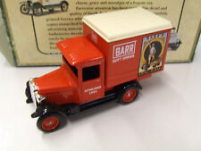 CHEVROLET 1928 BOX VAN BARR SOFT DRINKS  METAL 1/64ème - DAYS GONE Réf DG051015