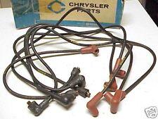 NOS 1965 Coronet,Satellite,Belvedere 426,383,361 Plug Wires, Mopar