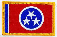 Ecusson Brodé PATCH drapeau Tennessee USA AMERICAIN ETATS UNIS FLAG EMBROIDERED