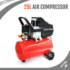 3HP Heavy Duty Air Compressor Tank High Pressure Strong Power Direct Drive Motor