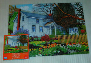 Back Creek Road Old Homestead 1000 Jigsaw Puzzle Thelma Winter Welcome Home