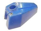 BLUE VINTAGE COFFIN GAS TANK B FUEL PETROL CZ CZ250 125 380 400 BSA PENTON MAICO