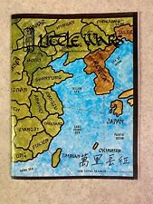 LITTLE WARS TSR Magazine Issue 9 Insert Map 1977 FALL Volume II 2 No. 3 #T957