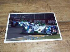 Photo / Photograph   Collard / Minassian / Comas COURAGE Pescarolo Mans 2006 //