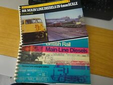 More details for 2 x 4mm scale main line diesel constructor books