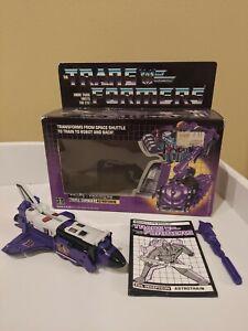 Hasbro Transformers G1 Astrotrain