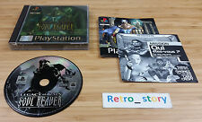 Sony Playstation PS1 Legacy Of Kain : Soul Reaver PAL