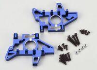 Traxxas 4929X Rear Bulkheads Aluminum Blue 2.5/3.3 T-Maxx E-Maxx S-Maxx