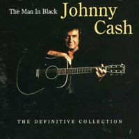 Johnny Cash - The Man in Black: The Definitive Collection [CD]