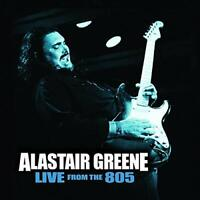 Alastair Greene - Live From The 805 [CD]