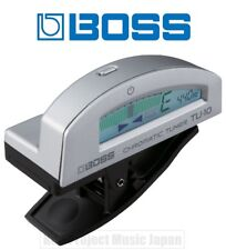 BOSS TU-10-SV Clip-On Tuner For Guitar / Bass New w/Tracking No. From Japan