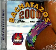 Bachatazos 2000  Pero con Clase  15 Super Exitos.. BRAND  NEW SEALED CD