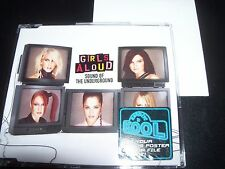 Girls Aloud sound Of The Underground Australian Poster Pack CD Single – Like New